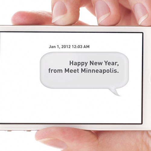 Happy New Year from Meet Minneapolis